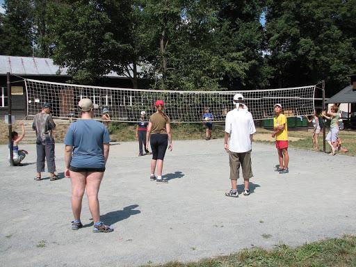 Volejbal.